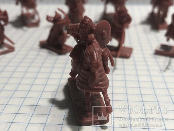 Армия Чингисхана 16 шт, фото №11