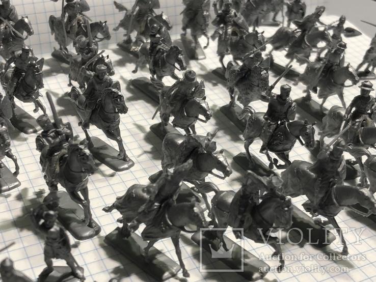 Европейская армия 44 шт, фото №12