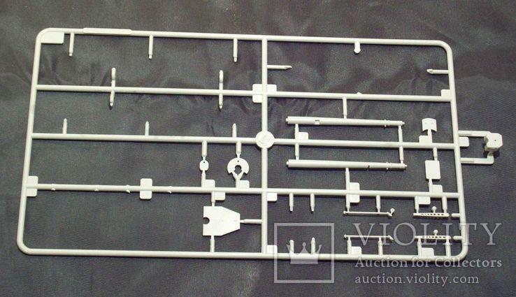 Сборная модель корабля броненосца Цесаревич, фото №8