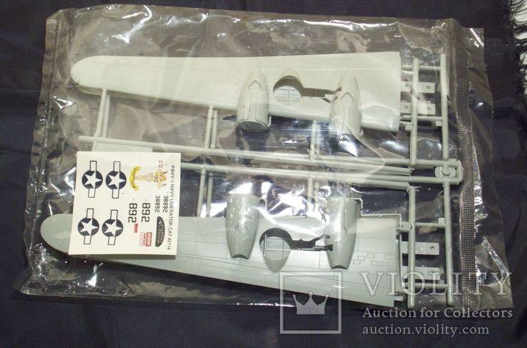 Сборная модель самолёта pb4y-1 Liberator, фото №3