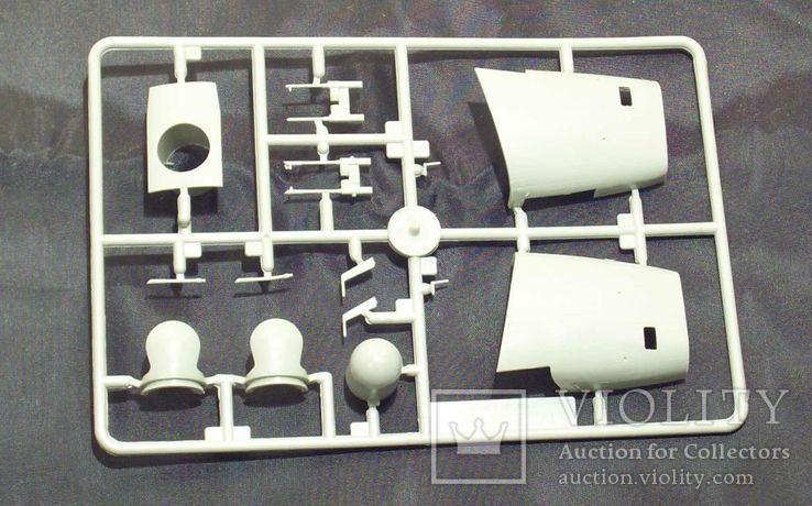 Сборная модель самолёта pb4y-1 Liberator, фото №5