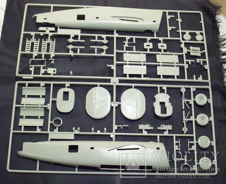 Сборная модель самолёта pb4y-1 Liberator, фото №7
