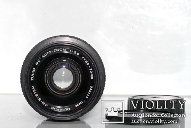 Olympus OM-System Zuiko MC Auto-Zoom 35-70mm f/3.6, фото №6
