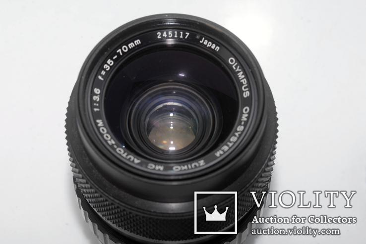 Olympus OM-System Zuiko MC Auto-Zoom 35-70mm f/3.6, фото №9