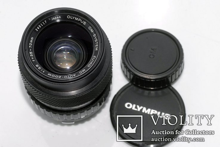 Olympus OM-System Zuiko MC Auto-Zoom 35-70mm f/3.6, фото №10