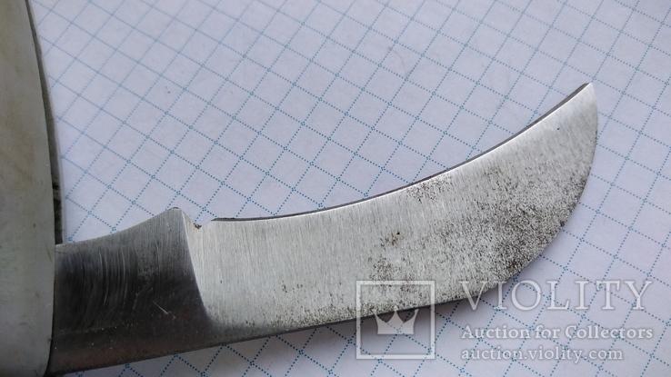Нож садовый новый не точился, фото №6