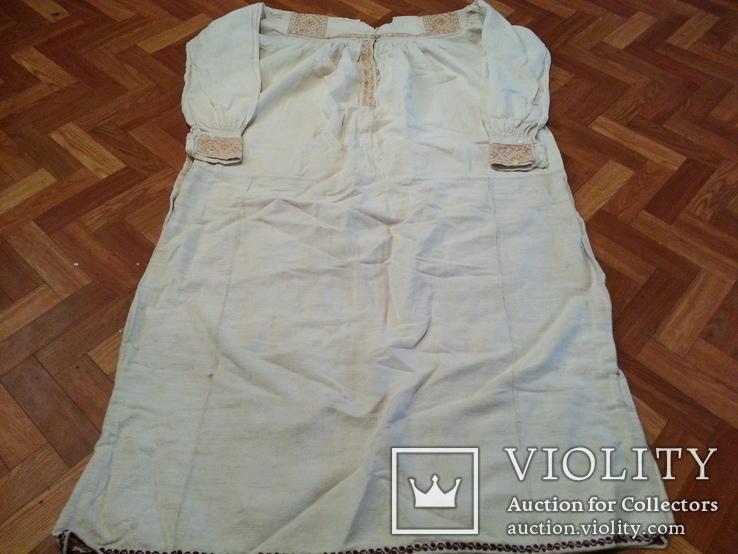 Вышитая сорочка женская, фото №5