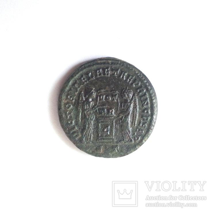 Лициний II (318 - 320) Ticinum  ( R - 4 ! ), фото №3