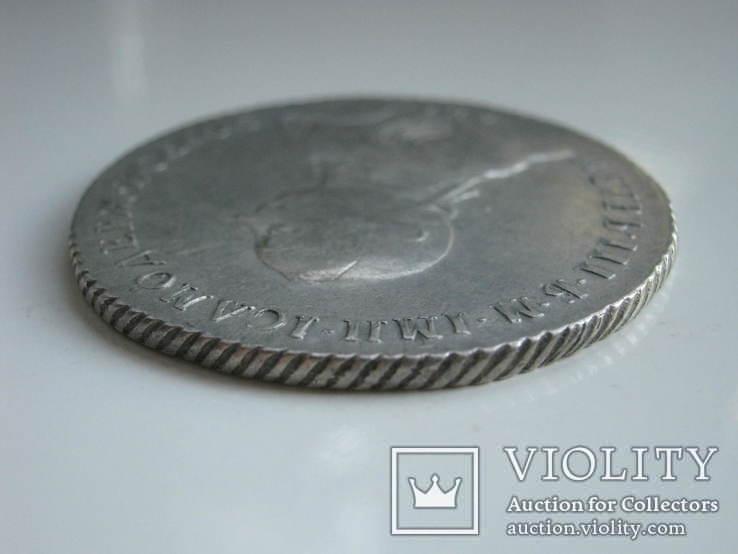 1 рубль 1762 года СПБ-НК, фото №9