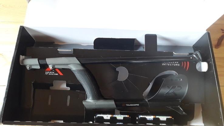 Металлоискатель XP GMAXX 2, фото №4