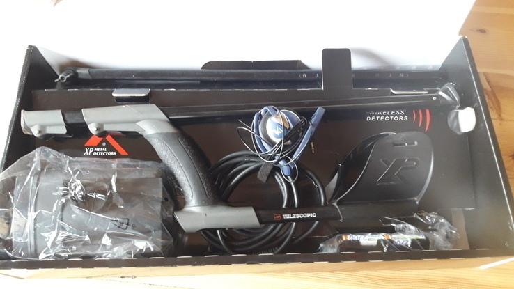 Металлоискатель XP GMAXX 2, фото №12