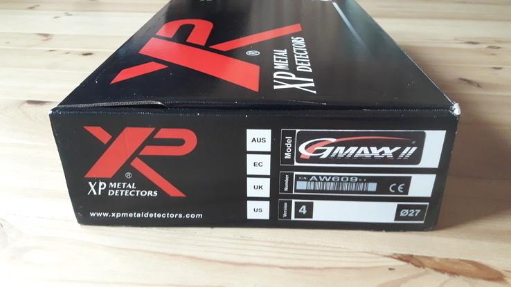 Металлоискатель XP GMAXX 2, фото №13