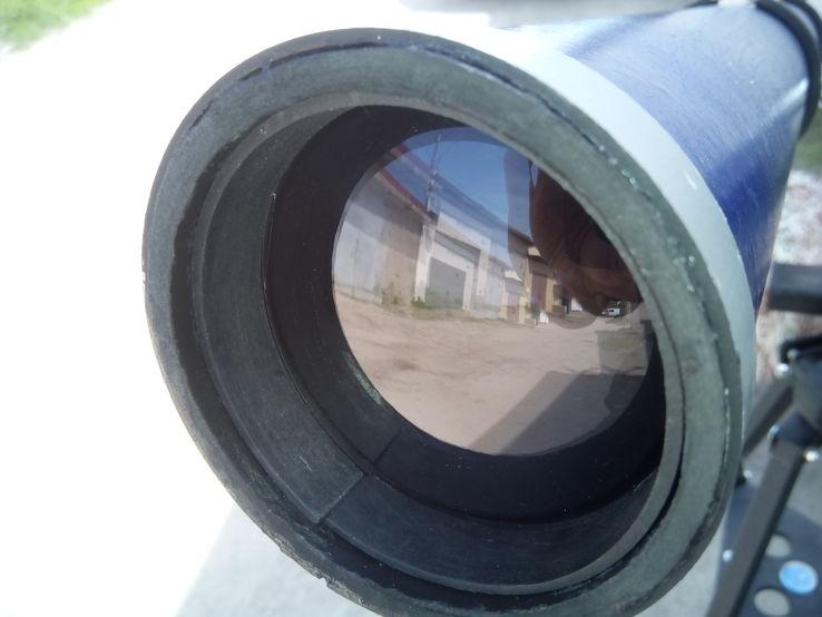 Телескоп астрономический средний (1 метр)., фото №3