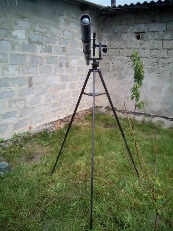 Телескоп астрономический средний (1 метр)., фото №4
