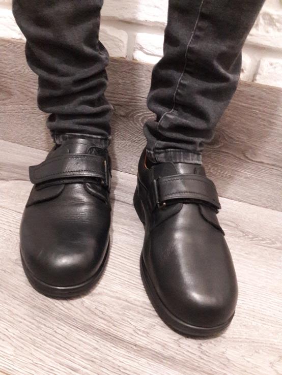 Ортопедические туфли, фото №3