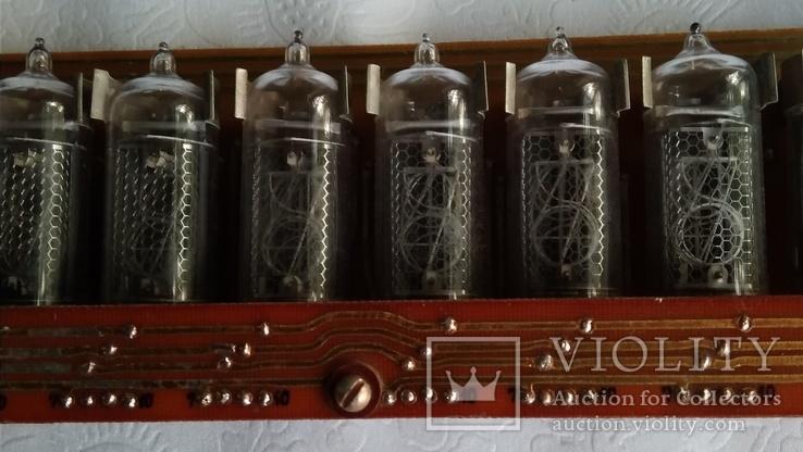 Индикторные лампы ИН-14, фото №8