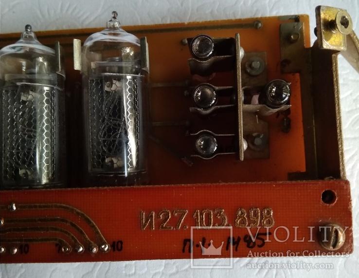 Индикторные лампы ИН-14, фото №9