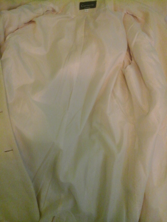 Шерстяное пальто Carrera, новое, фото №6