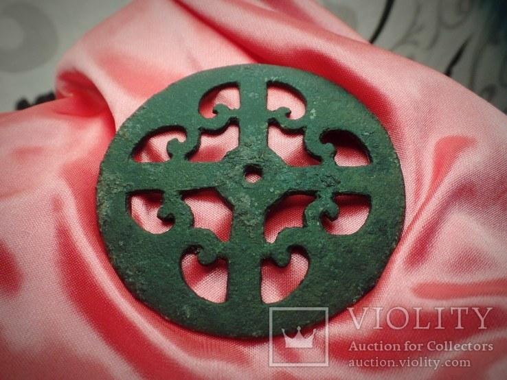 Украшение конской сбруи.Рим 3 век ., фото №6