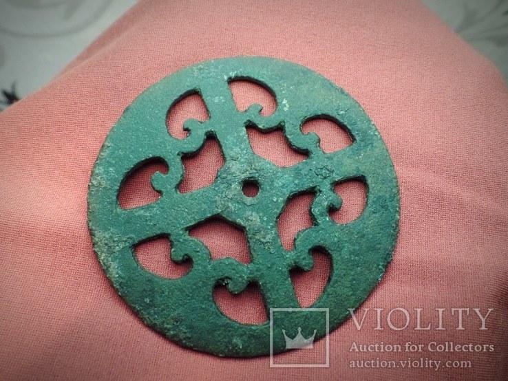 Украшение конской сбруи.Рим 3 век ., фото №9