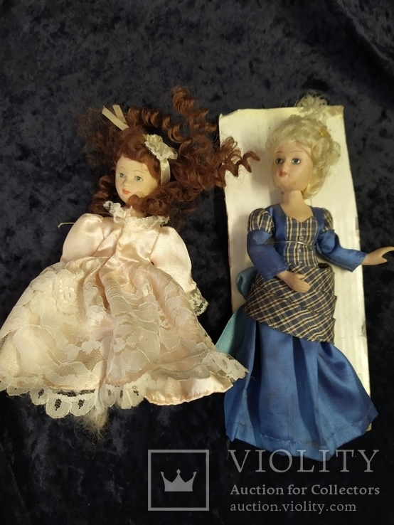 Фарфоровые куклы, фото №2