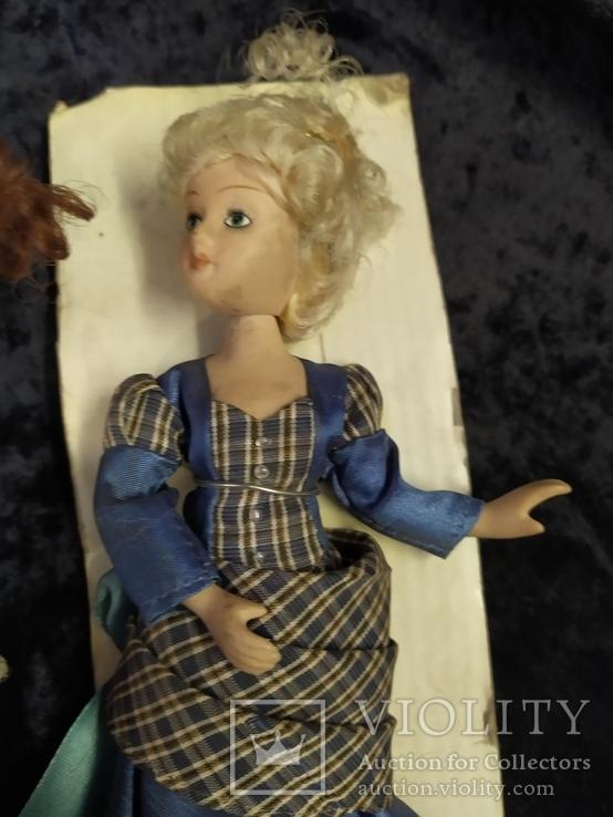 Фарфоровые куклы, фото №3