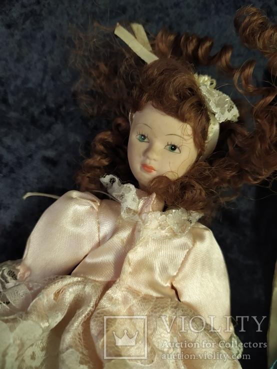 Фарфоровые куклы, фото №4