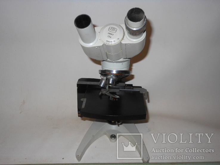 Микроскоп PZL (Польша), фото №3
