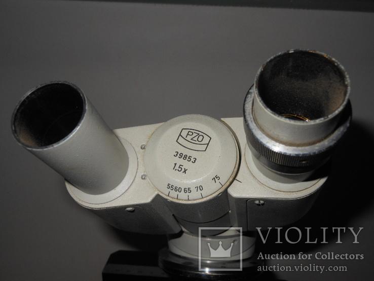 Микроскоп PZL (Польша), фото №6