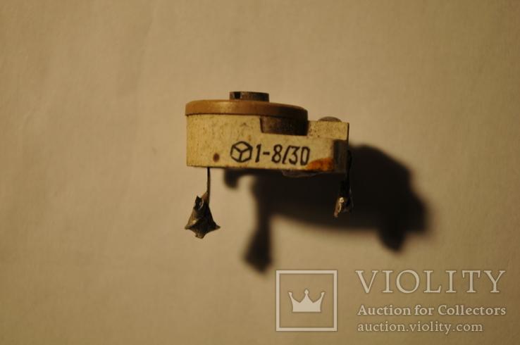 Подстроечные конденсаторы 7 шт, фото №2