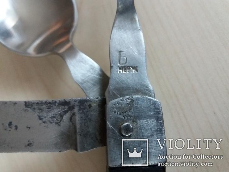 Cкладной нож туристический, фото №10