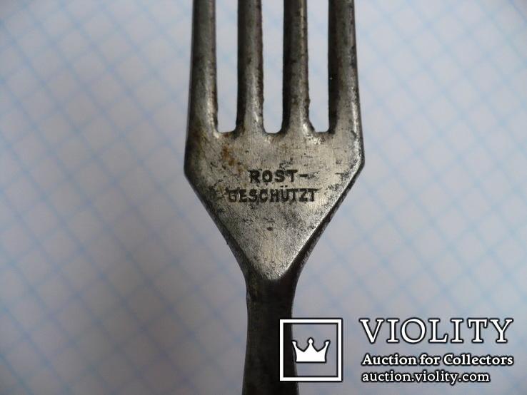Вилки из столового набора. Германия., фото №6