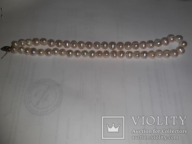 Ожерелье из жемчуга, фото №4