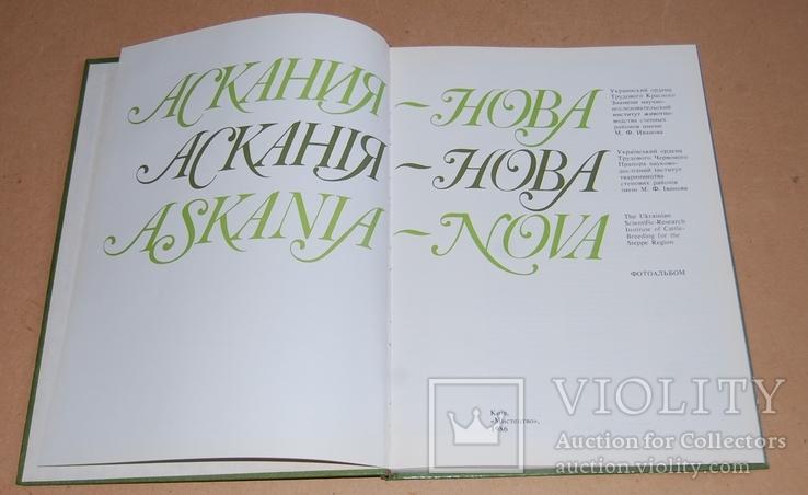 """Фотоальбом """"Аскания -Нова, фото №3"""