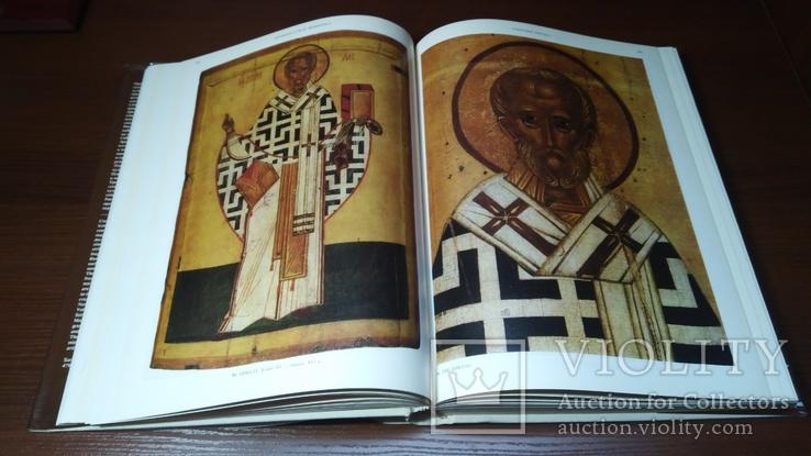 Древнерусская живопись в собрании Эрмитажа. Альбом, фото №8