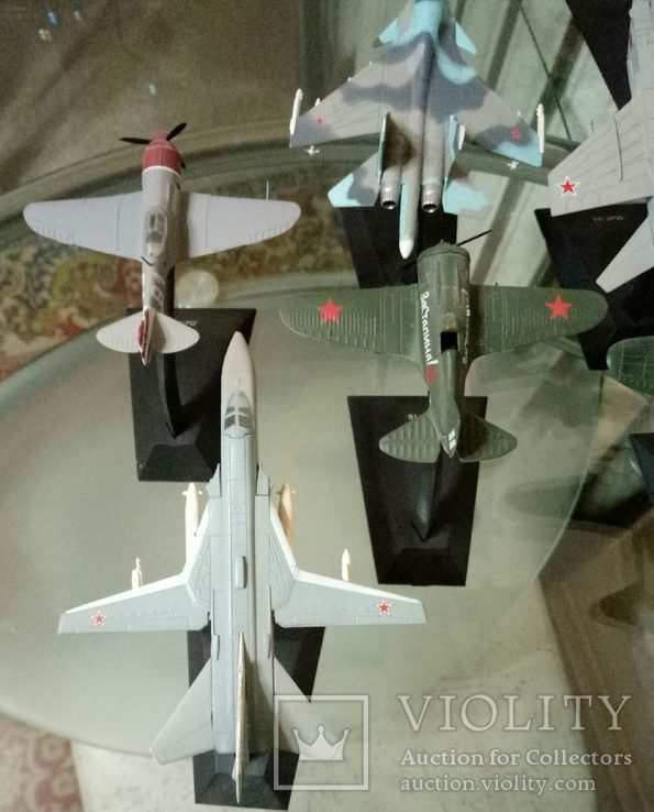 Самолёты разные, фото №3