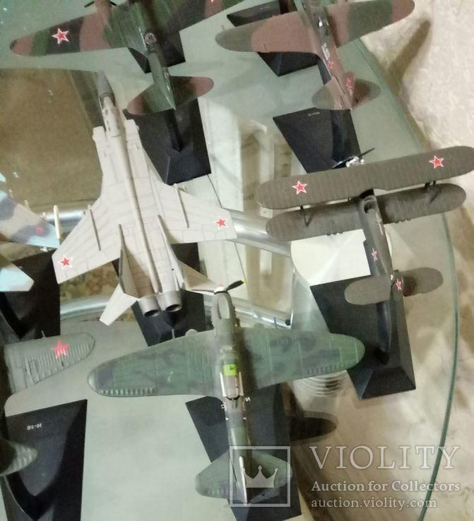 Самолёты разные, фото №4