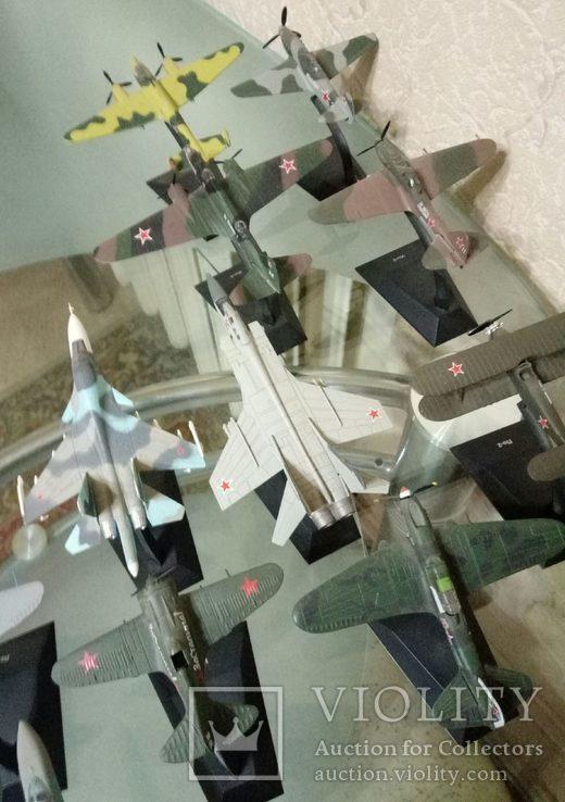 Самолёты разные, фото №5