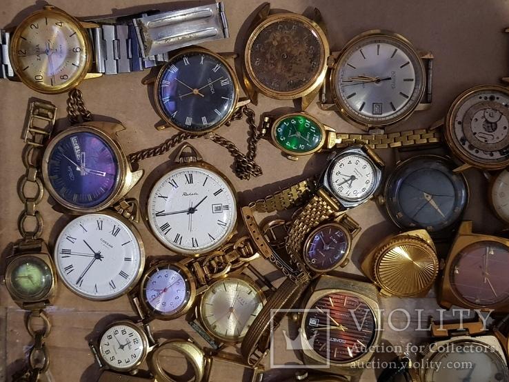 Часы позолота  45+, фото №3