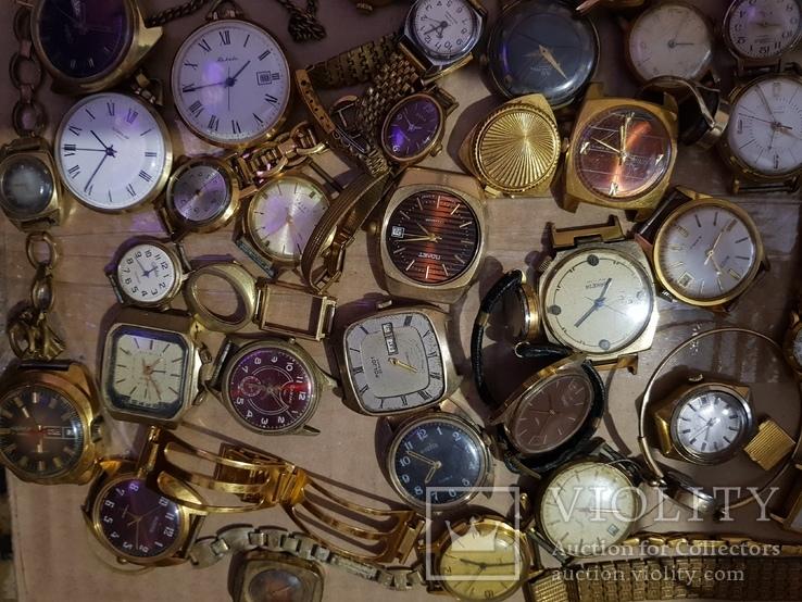 Часы позолота  45+, фото №4