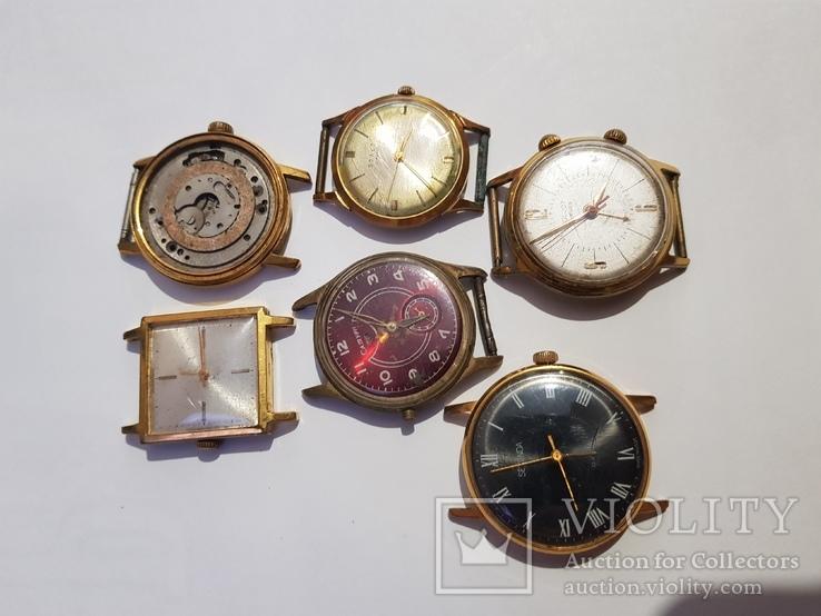 Часы позолота  45+, фото №6