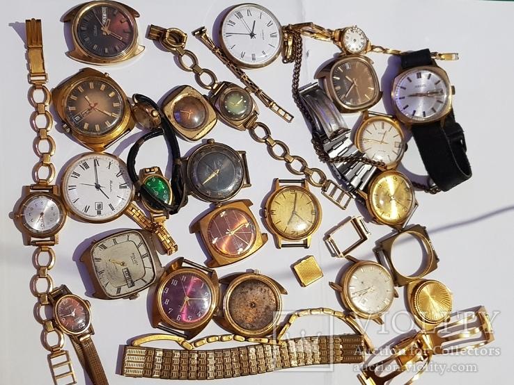 Часы позолота  45+, фото №8
