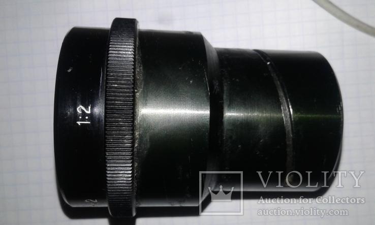 F=92 1:2 (объектив от диапроектора Лэти-60/60М), фото №12
