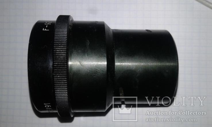 F=92 1:2 (объектив от диапроектора Лэти-60/60М), фото №13