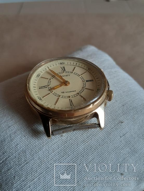 Часы полет будильник, фото №5