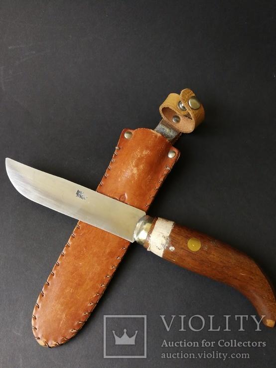 Старый нож. Eskilstuna. Швеция.