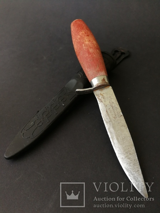 Нож  Frost Mora Sweden. 4