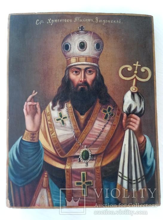 Икона  Тихон Задонский