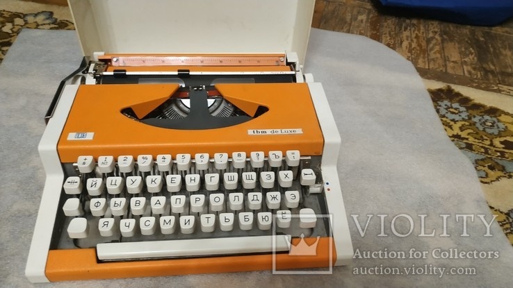 Печатная машинка Unis, фото №2