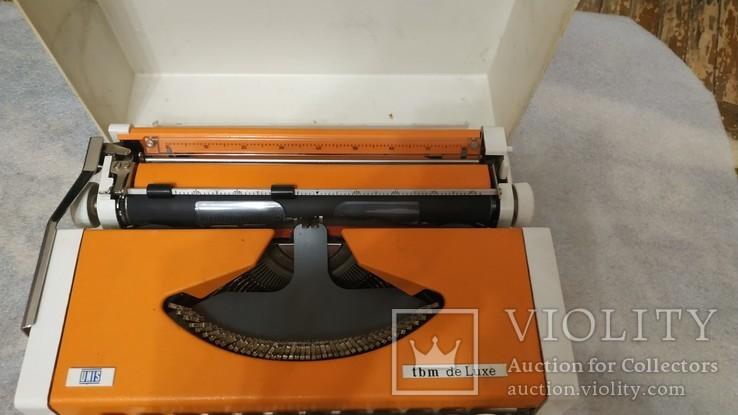 Печатная машинка Unis, фото №4